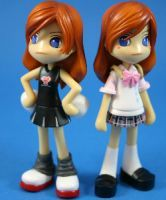 Pinky st figures - 5A