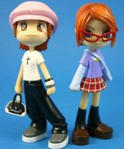 Pinky st figures - 6A
