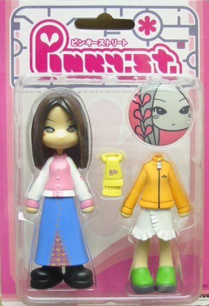 Pinky st figures - 1