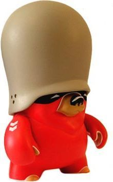 Teddy Troops -Red