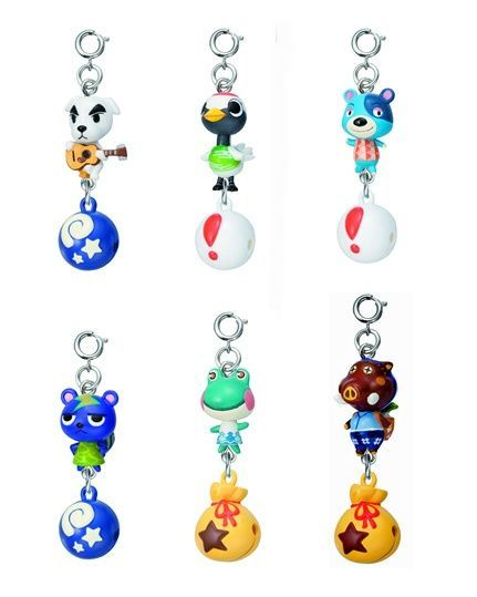 Animal Crossing bell dangler