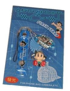Astro Boy -Flashing phone strap