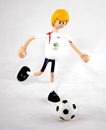 Bendos World Cup figure - England