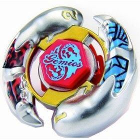 Metal Fight Beyblade - Booster Gemios