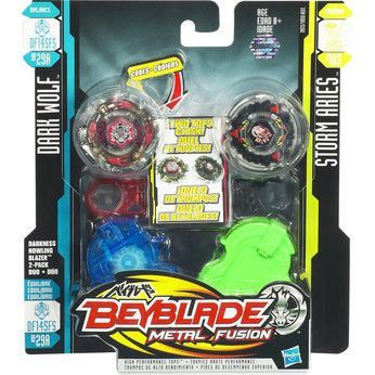 Beyblade Metal Fusion Battle Faceoff - Darkness Howling Blazer