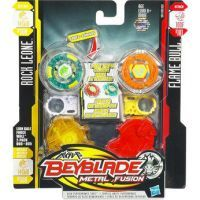 Beyblade Metal Fusion Battle Faceoff - Lion Gale Force Wall