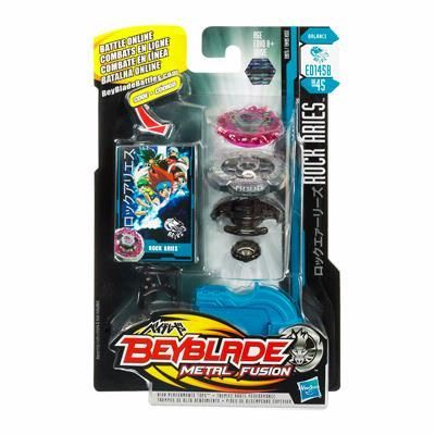 Beyblade Metal Fusion - Rock Aries