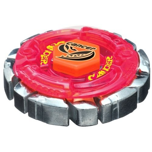 Metal Fight Beyblade - Booster Dark Cancer