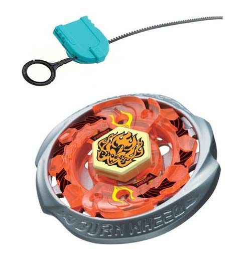 Metal Fight Beyblade - Starter Burn Phoenix