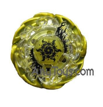 Metal fight Beyblade - SOL BLAZE Gold version