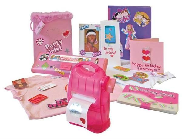 Cella sticker maker - Pink
