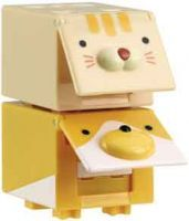 CUBees - 2 pack (Cat & Dog)