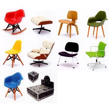 Designer chair collection - VOL 3