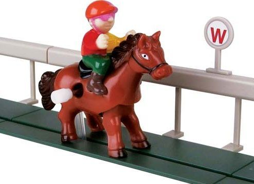 Horse racing set - 2 players