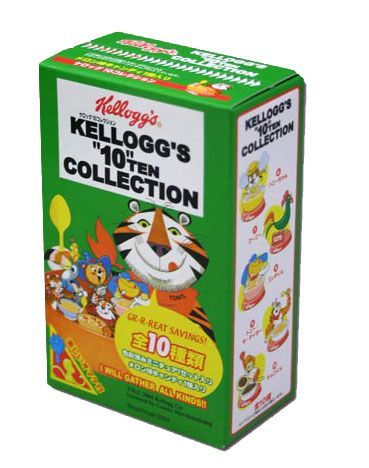kellogg's 10 collection