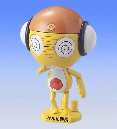 Keroro Gunso Plamo collection - Kululu Socho