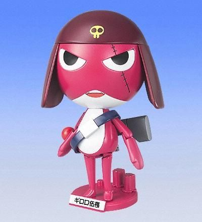 Keroro Gunso Plamo collection - Giroro Gocho