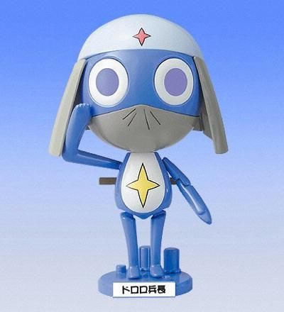 Keroro Gunso Plamo collection - Dororo Heicho