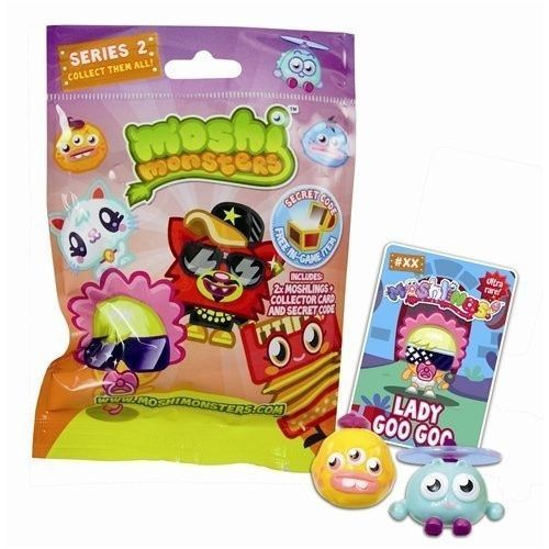 Moshi Monster Moshlings - Series 2
