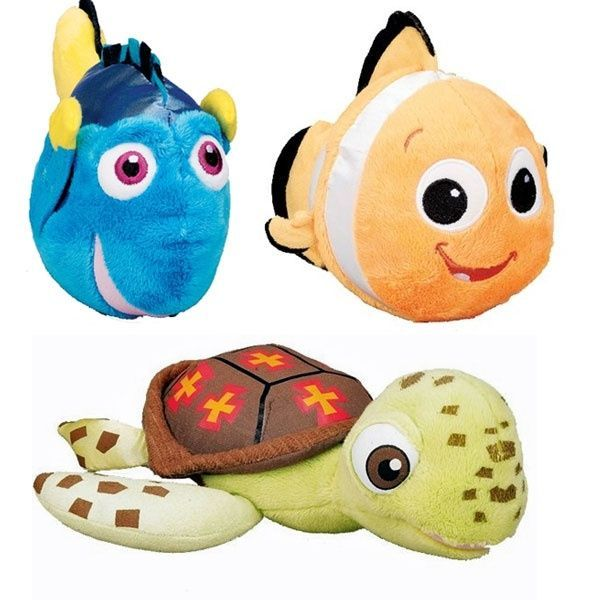 Nemo & friends mini plush