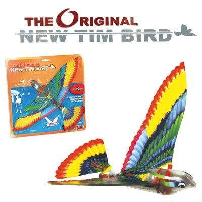 New Tim Bird