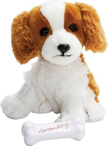 Nintendogs Trick Trainer Pups - Cavalier King Charles Spaniel