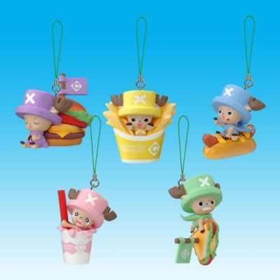 One Piece Burger Chopperman mini figure