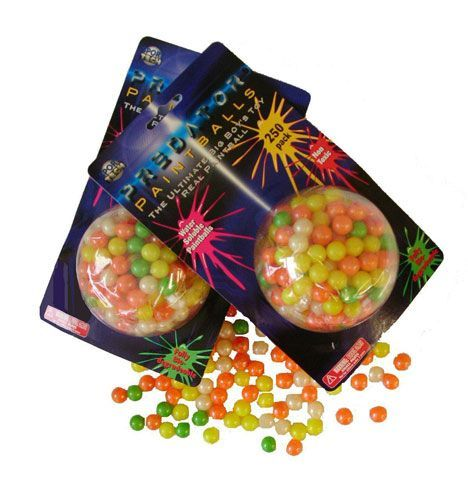 Paintball Refills - Pack of 250