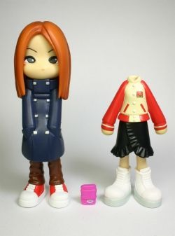 Pinky st figures - 9A