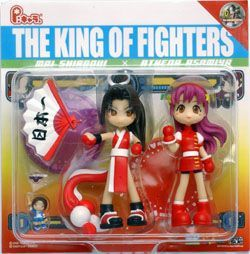 Pinky St - The king of fighters set