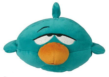 Pocoyo Sleepy Bird Musical Plush