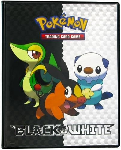 Pokemon Black & White A5 folder