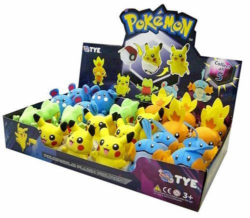 Pokemon plush - Series 2
