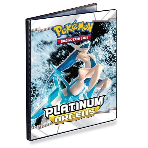 Pokemon Platinum Arceus A5 folder