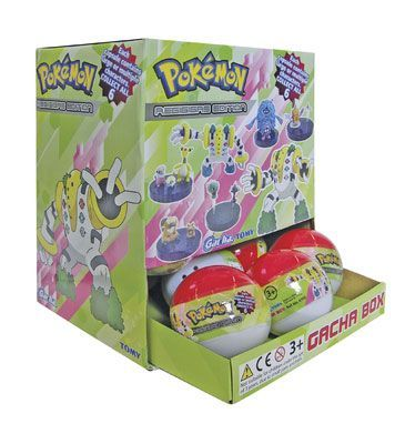 Pokemon Evolution Edition 8 - Gacha pack of 3