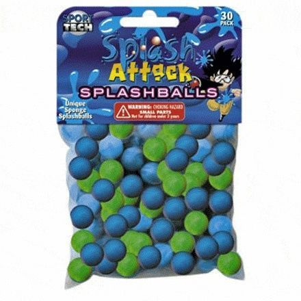 Splash attack Splashballs 30 pack