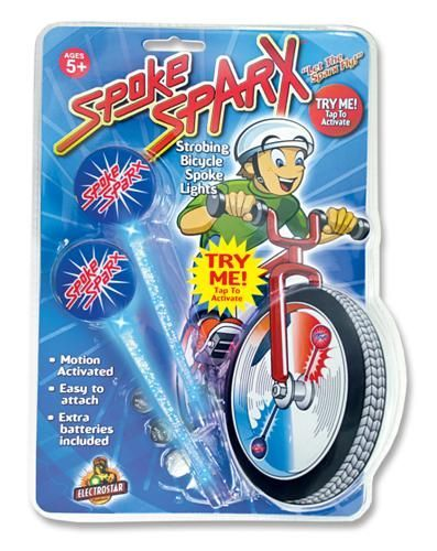 Spoke Sparx - Blue LED