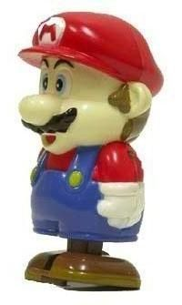 Wind up toy - Super Mario