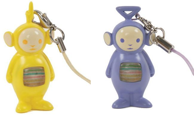 Teletubbies Phone Danglers