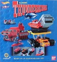 Thunderbirds C.W.U.E classic collection 1