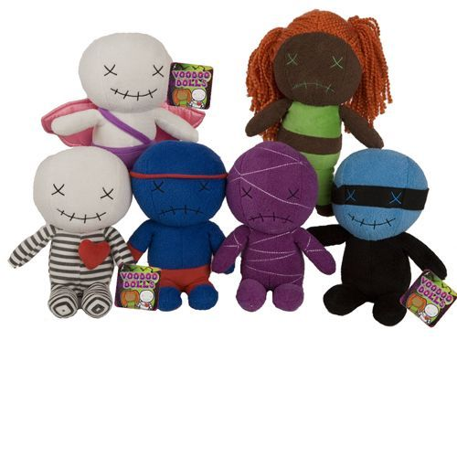 Voodoo Doll Plush