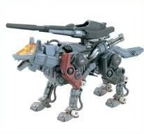 Zoid - Command Wolf  - Deluxe
